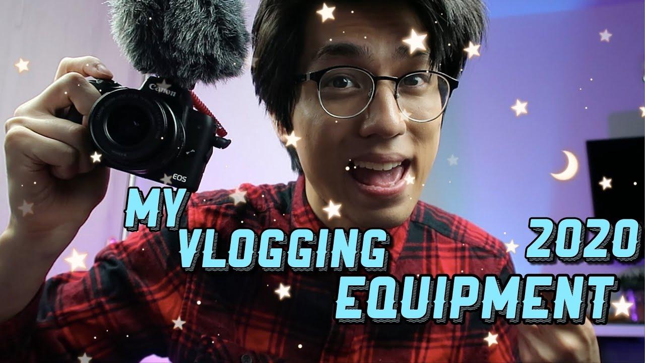 My Vlogging Equipment/Set-Up! 📸  | Patrick Saya