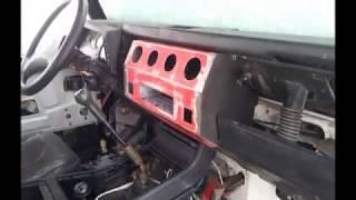 Land Rover Defender REBUILD