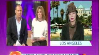Toni Basil The Morning Show Austrailian TV Interview