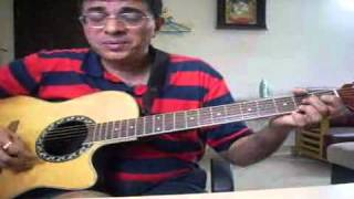 Ore Naal Unnai Naan Illayaraja guitar chords tamil song lesson by Suresh