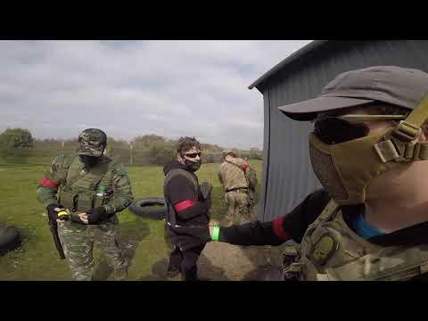 Airsoft Assault Search & Destroy! (INTENSE CQB)