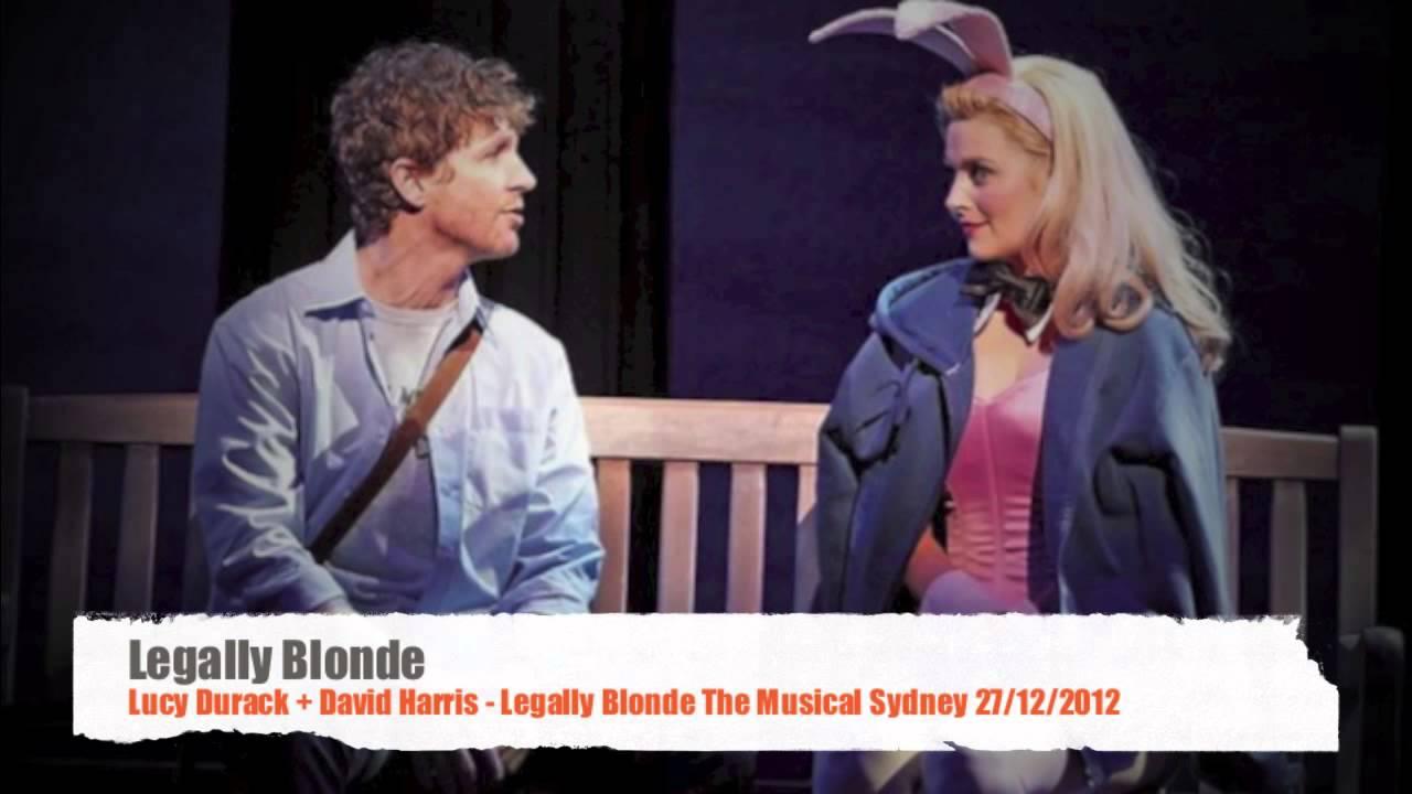 Legally Blonde - Lucy Durack + David ...