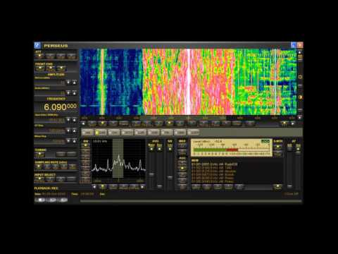 China Radio International Romanian 6090khz