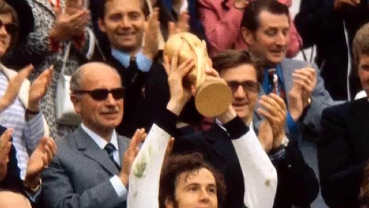 Hall Of Fame Des Deutschen Sports Fussball Wm 1974