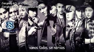 Let's Dance - Super Junior SUB ESPAÑOL+HAN+ROM