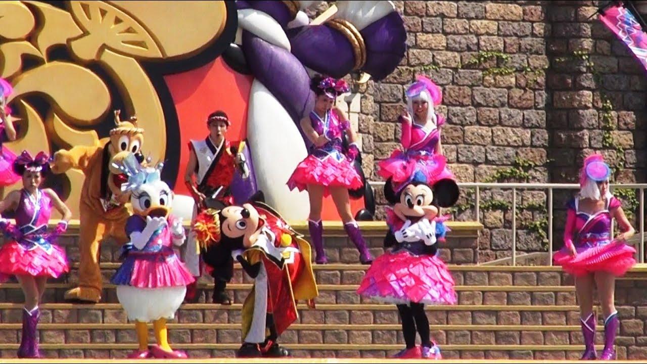 "tdl ディズニー夏祭り2013「爽涼鼓舞the embu」第3回 ""minnie & daisy"