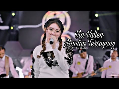 Via Vallen - Mantan Tersayang ( Official )