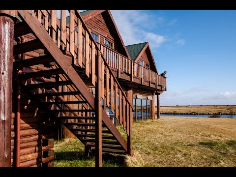Hotel Ranga - Iceland's 4* luxury resort 90 minutes from Reykjavik