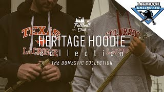 The Heritage Hoodie Domestic Line