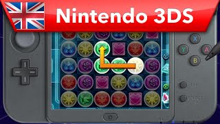 Puzzle & Dragons Z - Master Tip 1: The Letter 'l' Pattern (nintendo 3ds)