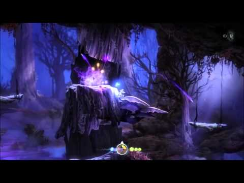 2.- Ori and the blind forest - Claros Hundidos. Español