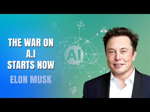 WATCH WHY  ELON MUSK  WANTS TO CREATE SUPER-INTELLIGENT HUMANS.