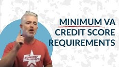 Minimum VA Credit Score Requirements | Low VA Rates