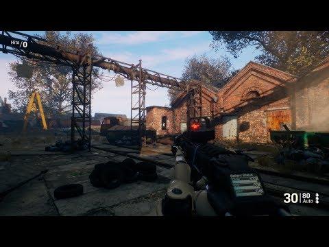 Exclusion Zone (Unreal Engine 4)