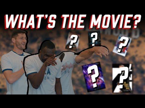 Benteke, Ward, Macca & Kelly Act the Movies!