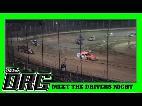 Moler Raceway Park | 6/15/18 | Matts Graphics UMP Modifieds | Meet The Drivers Night