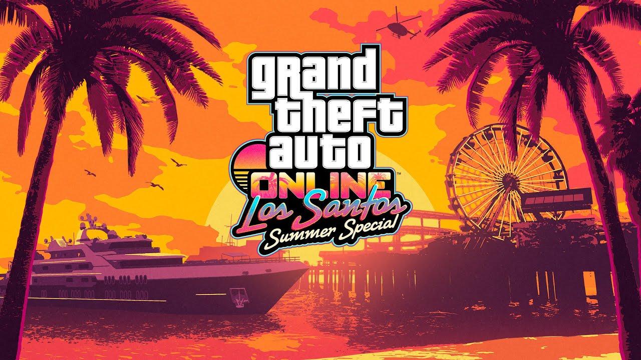 Grand Theft Auto Online - Especial de Verano de Los Santos