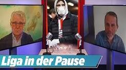 🔴 Die Bundesliga in der Corona-Pause!   Reif ist Live
