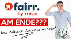 fairriester am Ende (2020)? Was fairr-Riester Kunden jetzt wissen müssen! | Cash-Lock-Problem