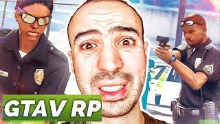 LA POLICE NOUS EMBARQUE ! ( GTA RP )