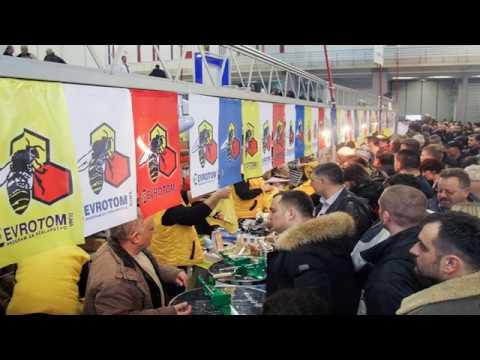 Резултат слика за Tutinski pčelari na sajmu pčelarstva u Beogradu