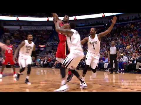 E'Twaun Moore's Game-High 30 Points vs. Memphis Grizzlies - 4/4/18