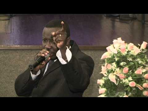 Cross Over part 1. Pastor Kofi Crentsil