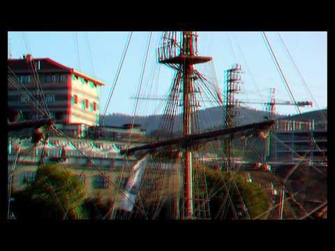 El Galeón  La Pepa en Bilbao -  Karaoke - 3D