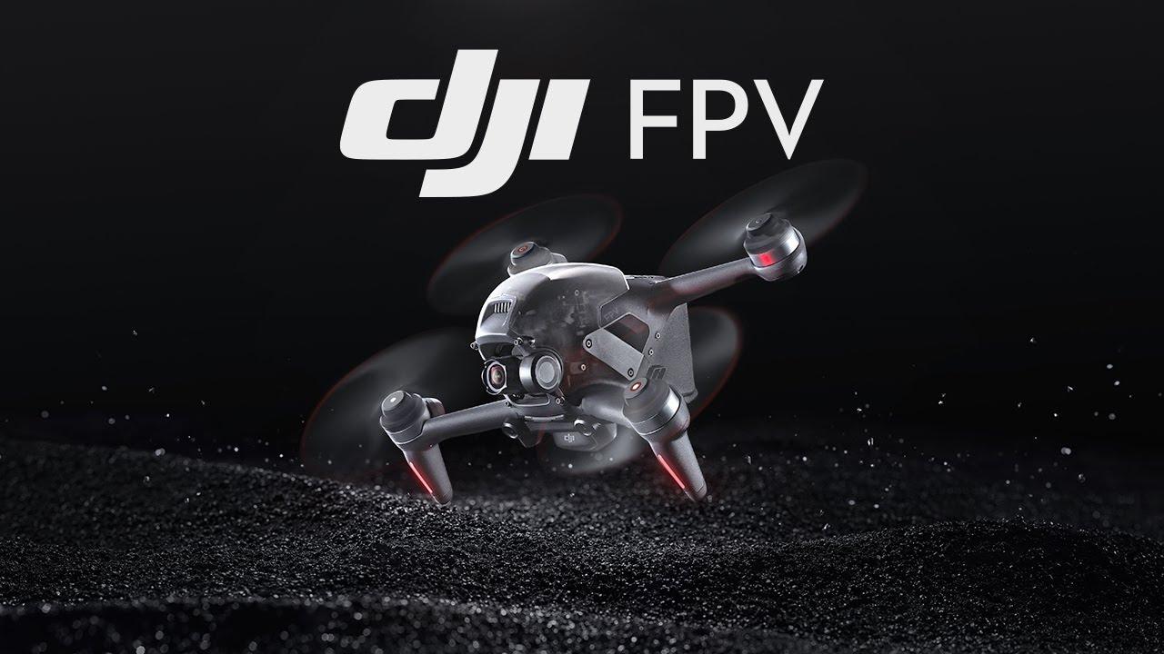 DJI - Introducing DJI FPV - YouTube