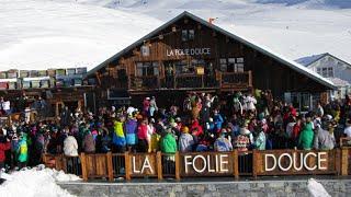 LA FOLIE DOUCE 2016 @ VAL THORENS, FRANCE