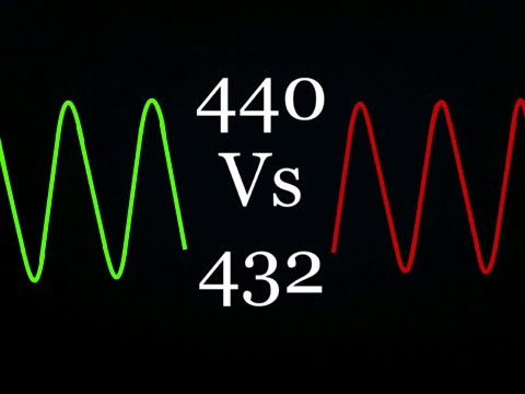The Ultimate Test: 440 Hz vs 432 Hz
