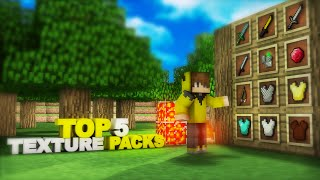 EFSANE PACKLER ! (Minecraft : Haftanın En İyi 5 Texture Packi #1) - Top 5 Texture Packs Of The Week
