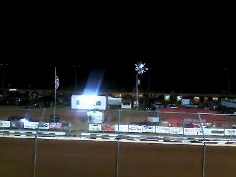 Swainsboro Raceway Firecracker 100 Pure Stock