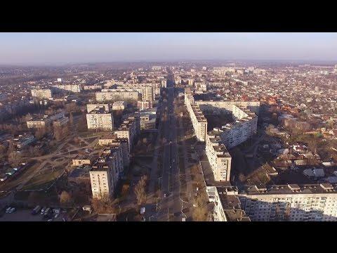 Моя Александрия. Полет под музыку над городом.