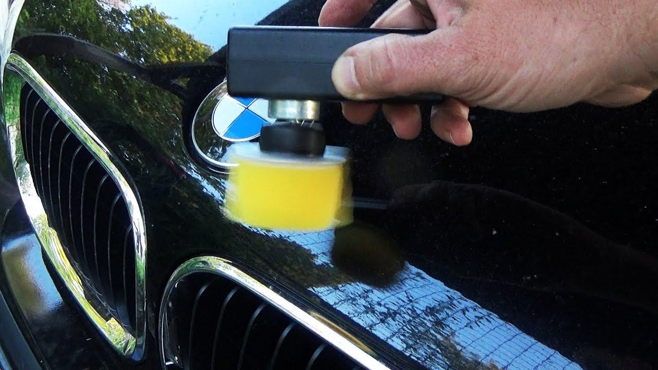 Car Polisher: Homemade Mini Polishing Machine