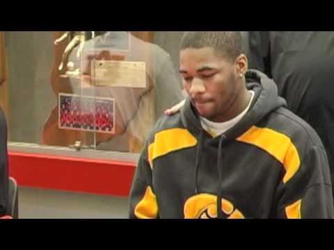 North Central High School National Signing Day - Basketball - November 9, 2011
