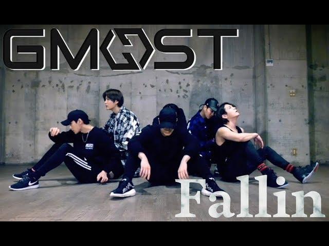 [CHOREOGRAPHY] GMOST (지모스트) 'Fallin( 폴린 )' Dance Practice in Japan