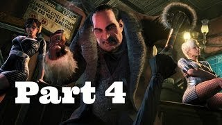 Batman Arkham Origins Walkthrough Part 4- Cobblepot (Xbox 360)