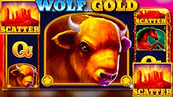 Wolf Gold free spins compilation!