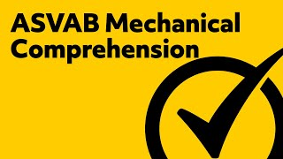 ASVAB Mechanical Comprehension - Study Pack