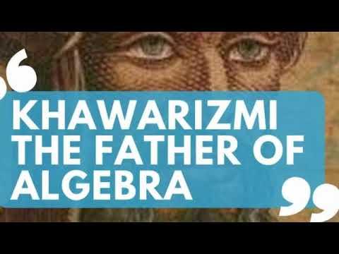 The Father of Al-Jabra Al khwarizmi