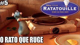 Ratatouille - Xbox 360 e PS3 - O RATO QUE RUGE - parte 5