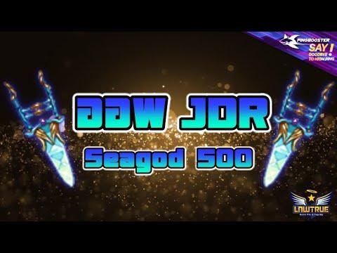 Ragnarok Gravity EP.352 - ออพ JDR 2 เล่ม ด้วย Seagod 500ea