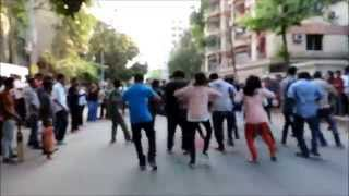 ICC T20 World Cup Flash Mob By ''The Unknowns''