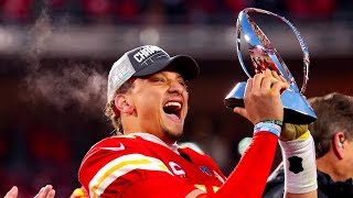CBS Sports' Jim Nantz on Handing Out the Lamar Hunt Trophy to the Chiefs | The Rich Eisen Show