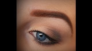 Beginners Smokey Eye: Simple Shadows