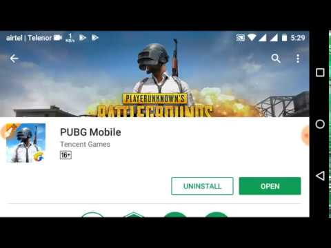 Minimum Requirements for installing PUBG in android