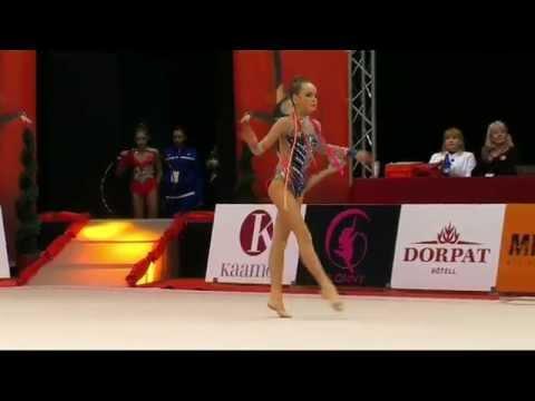 Tartu 2015 Junior 07 Katerina Malkova UKR