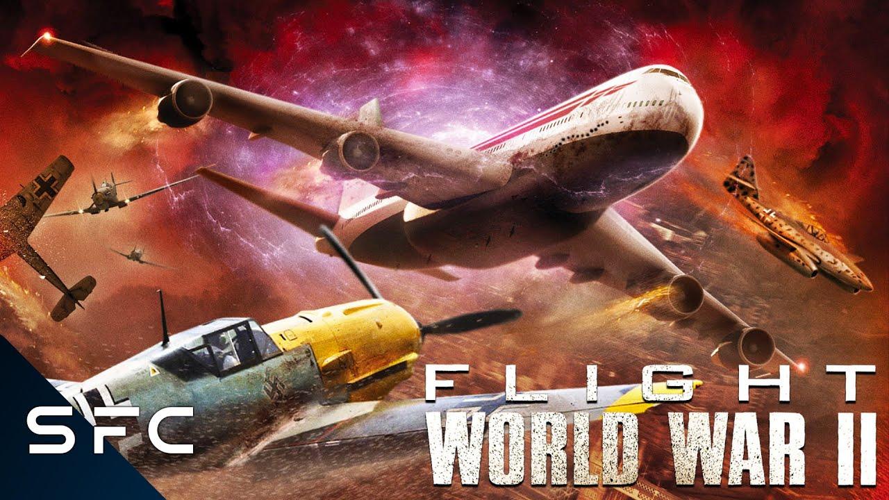 Download Flight World War II   Full Sci-Fi Adventure Movie