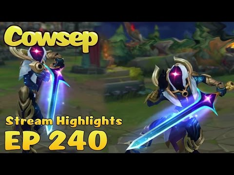 Cowsep Stream Highlights EP 240: Cosmic